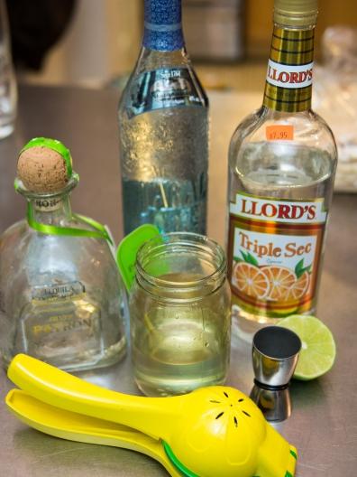 Mango Mezcal Margarita
