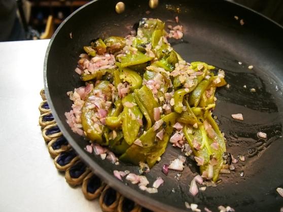 roasted green pepper pasta-4