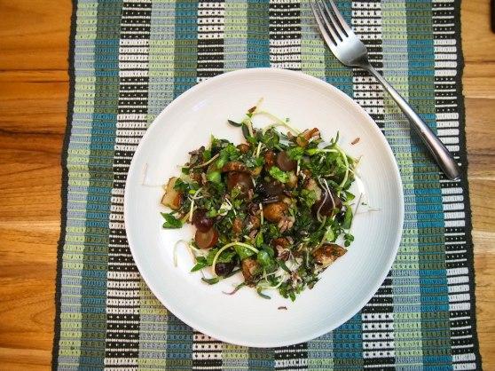sunchoke salad-4