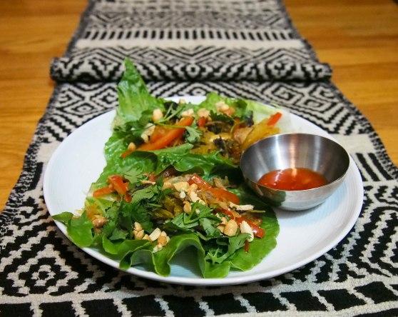 spag squash lettuce wraps-4
