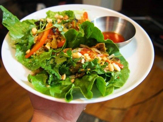 spag squash lettuce wraps-6